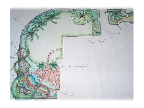 תכנון גינה גינות פרטיות