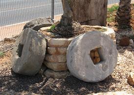 אבן לפי באר 1100   מאבן קשה ב  2200