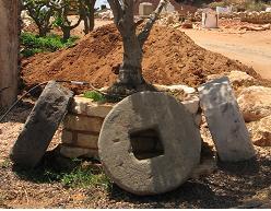 אבן לפי באר