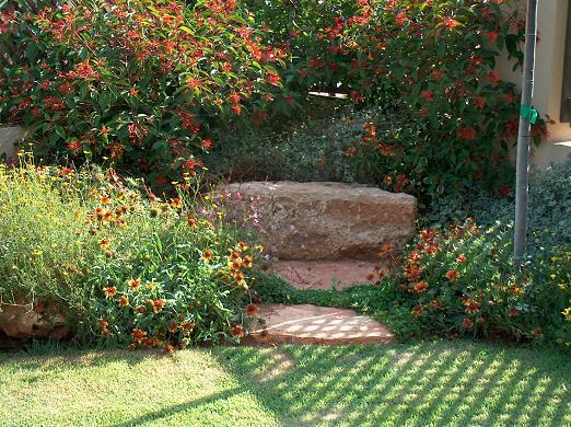 הקמת גינה באבן יהודה