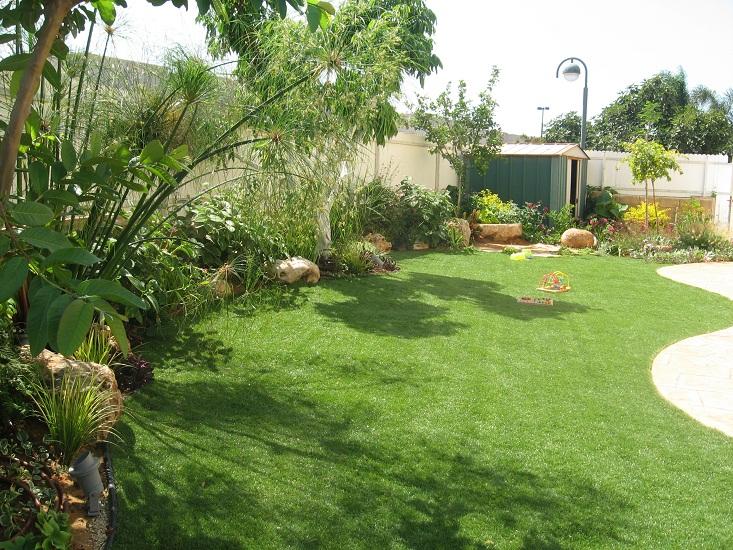 הגינה של דובי ורנית 2010