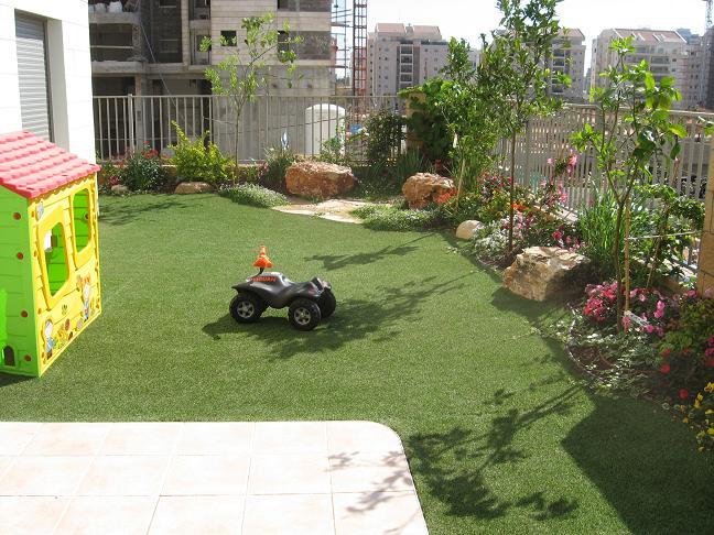 דירת גן כפר סבא 2012