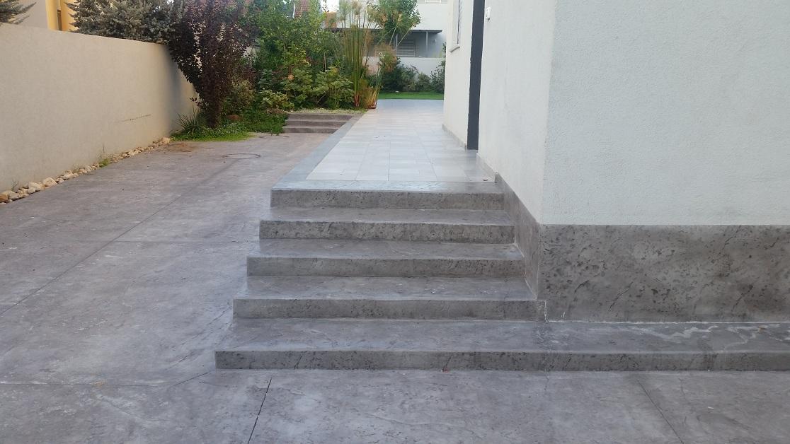 חברים לא לשכוח לבחוץ יותר מדרגות עם רום ושלח גדולים