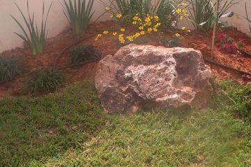 סלעים וטופוגרפיה מענינת